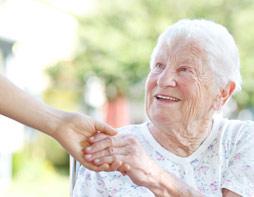 Demografia. Starzenie się, potrzeba pomocy osobie starszej.