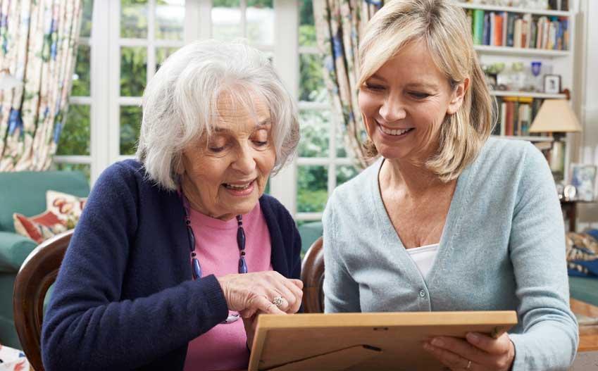 Osoba starsza i niepełnosprawna